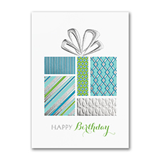 Musical Birthday - Birthday Card